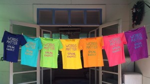 The Rainbow Run 2014 - T-Shirts