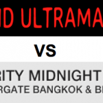 Thai Ultra Marathon Vs Midnight Run