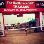 TNF 100 Thailand - 50k finish